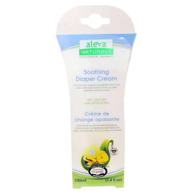 ALEVA Naturals Baby Soothing Diaper Cream