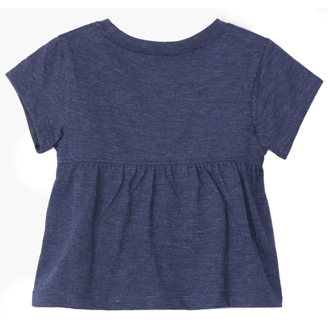 Hatley Baby Girl Berry Sweet Tee Back