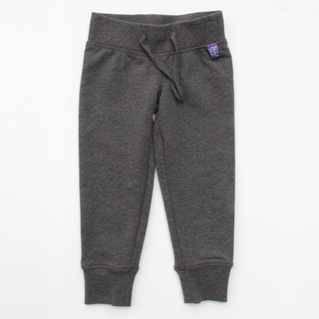 Jill Little Girl Grey Track Pants (Sz 2)