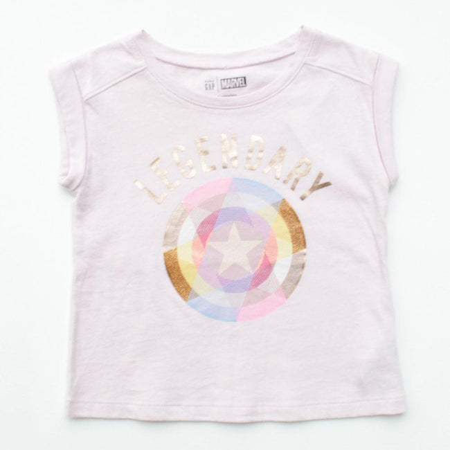 Little Girl Short Sleeve Tee