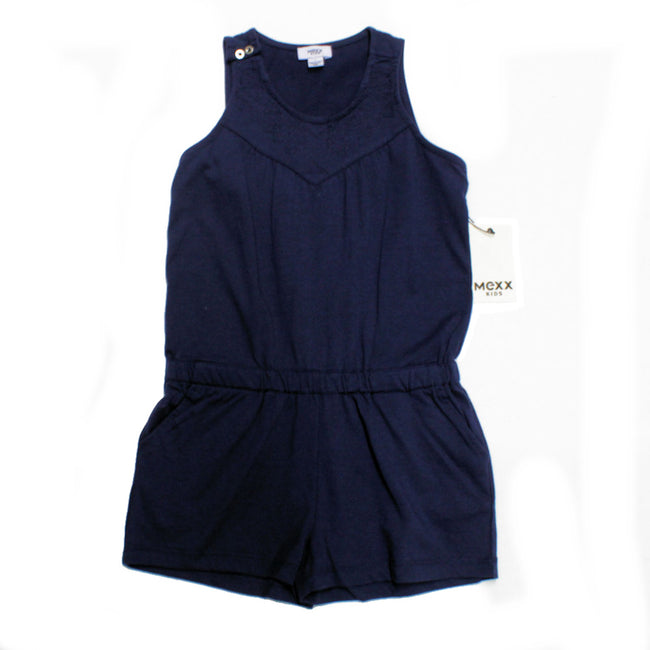 MEXX Big Girl 1 Pc Navy Romper