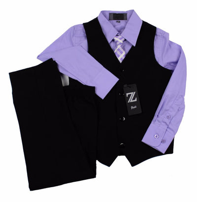 ZIGHI Little Boy 4 Pc Suit