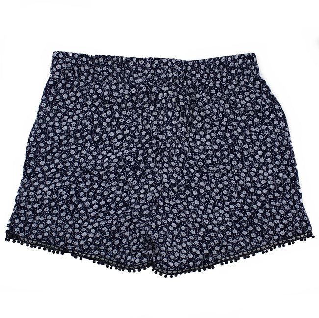 MINI MOLLY Big Girl Liberty Print Shorts
