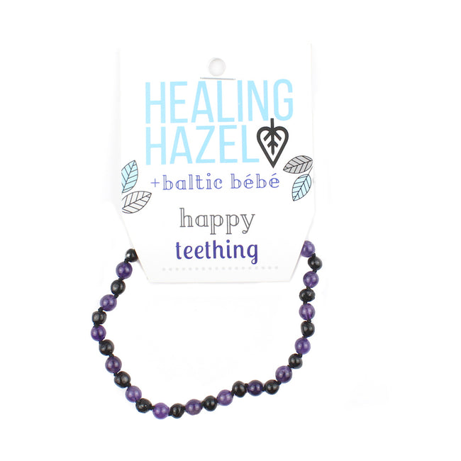 HEALING HAZEL  Balticamber Polished Cherry Necklace