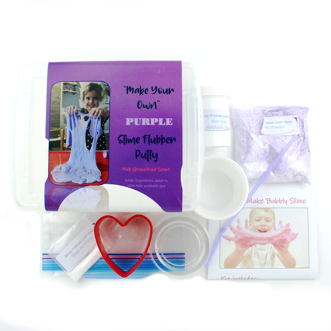 Genius Craft Kit Purple Slime