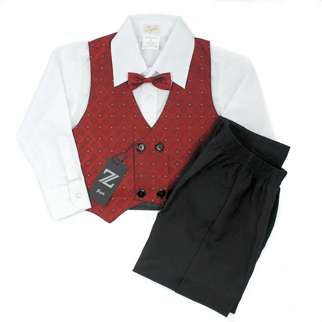 Zighi Little Boy Suit Special Occasion