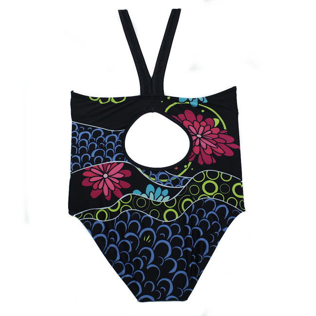 LIMEAPPLE Big Girl One Piece Swimsuit