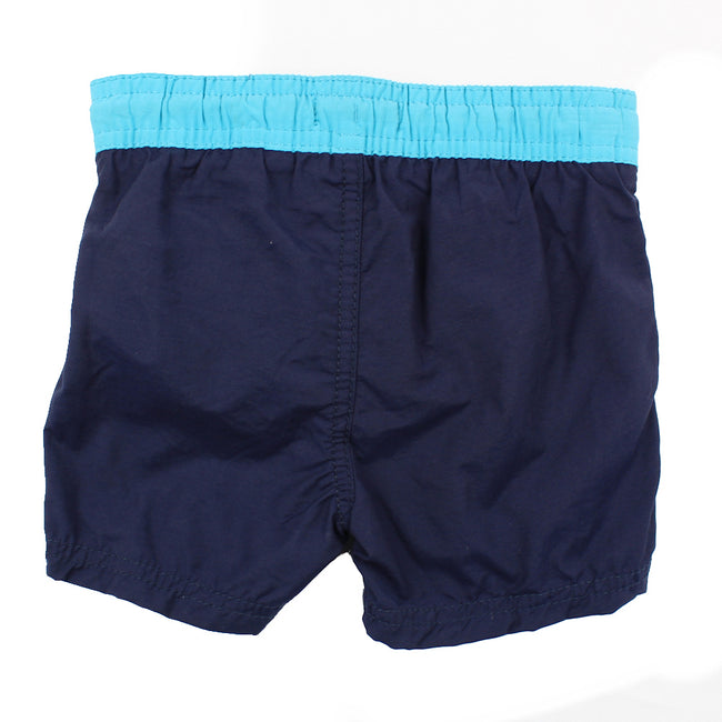 MEXX Kids Baby Boy Lined Swim Trunks