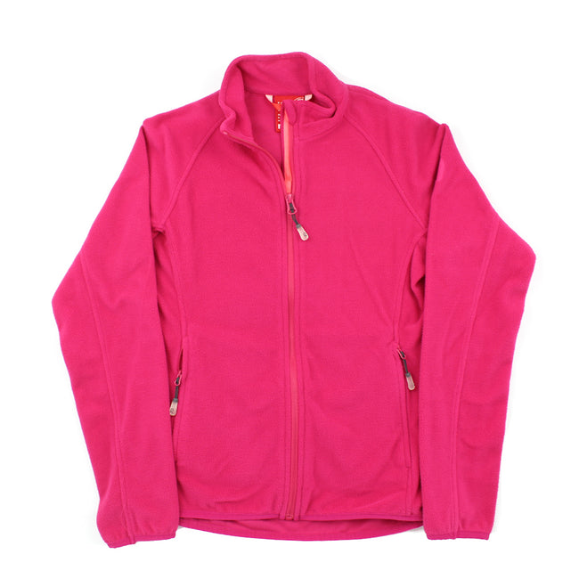 REIMA Big Girl Zippered Pink Jacket (Sz 12)