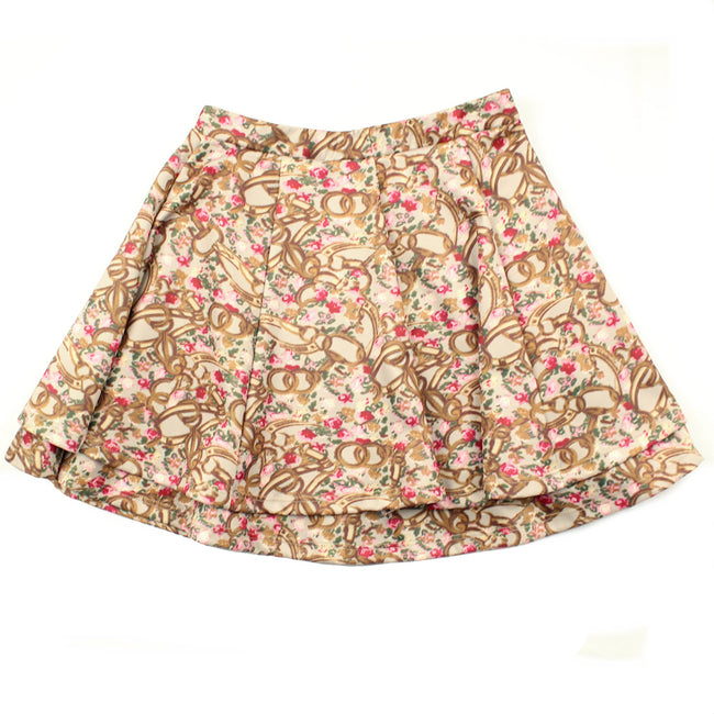 BLUBYBLU Big Girl Flare Skirt (Sz 12)