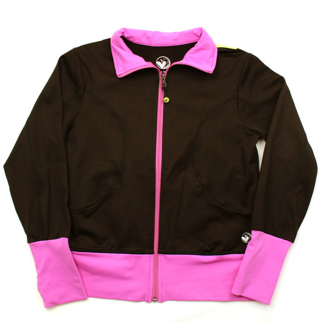 LIMEAPPLE Big Girl Activewear Jacket