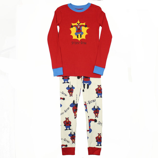 LAZY ONE Little Boy 2 Pc Pajamas