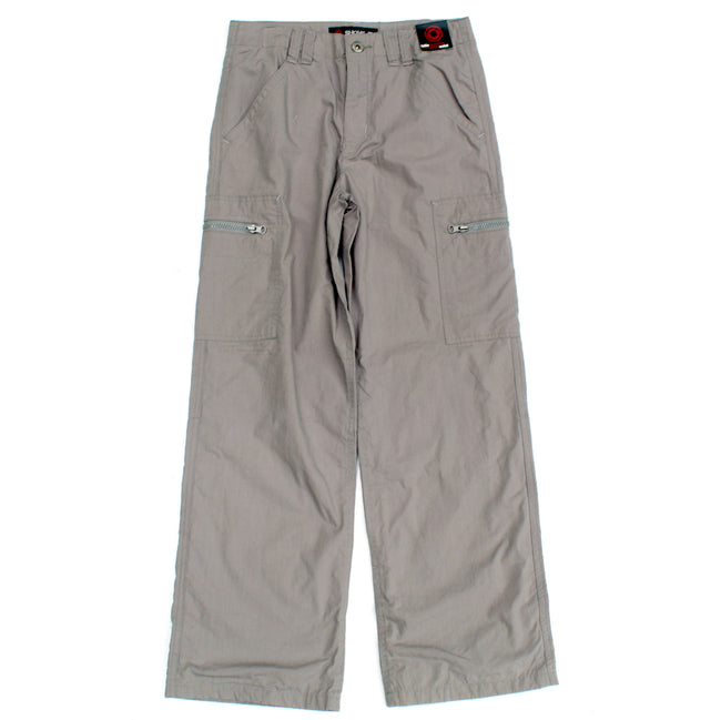SHOVE-IT Big Boy Light Grey Cargo Pants Front