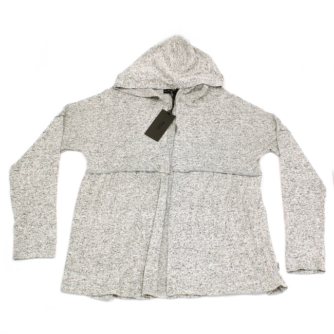 Silver Jeans Kids Girls Long Sleeve Grey Cardigan