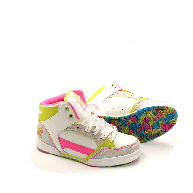 Etnies Kids Girls High Top Shoes