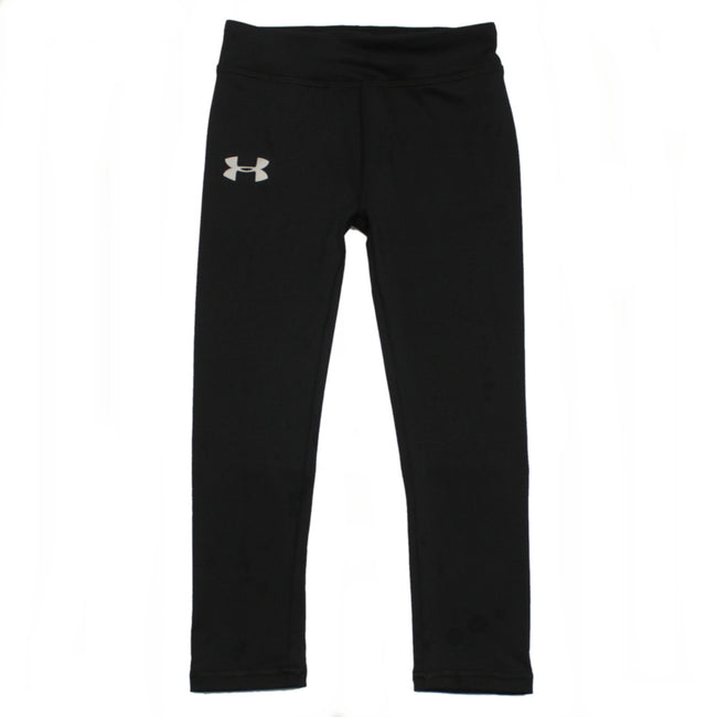 Under Armour Kids Little Girl Everyday Fitted Leggings