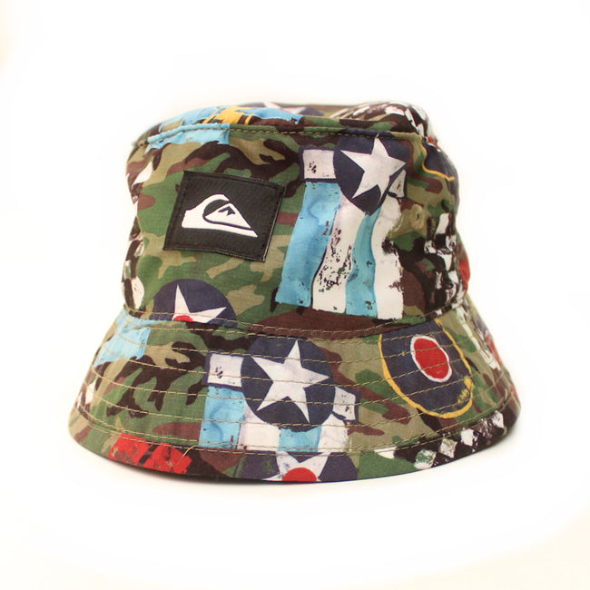 Quicksilver Little Boys Bucket Sun Hat