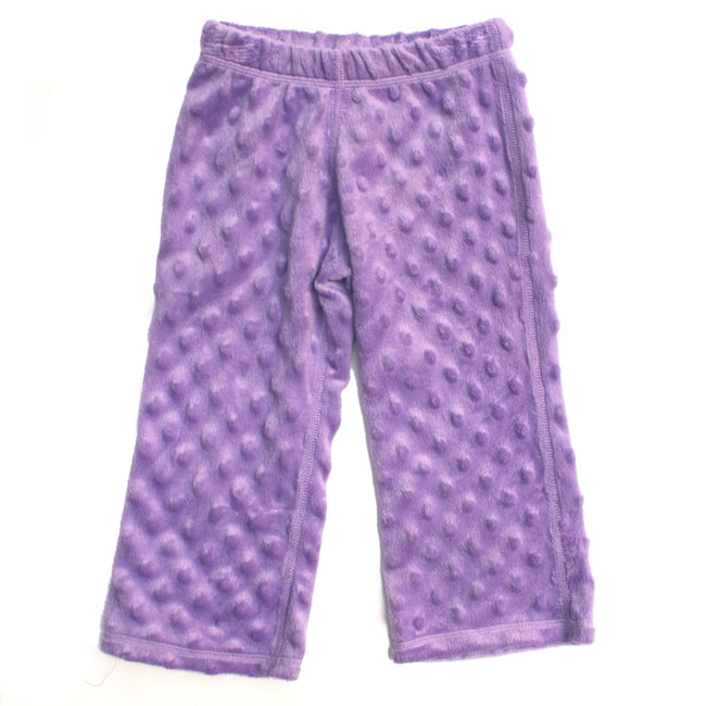 Baby Girl Minkie Bubble Pants Purple (6M, 24M)