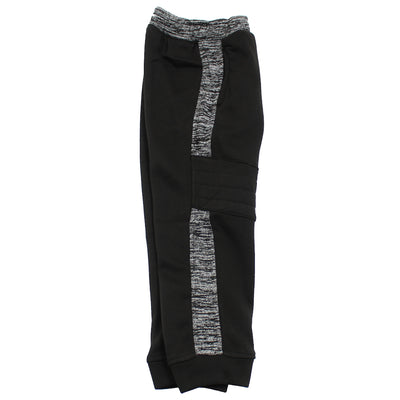 Burnside Little Boys Fleece Joggers