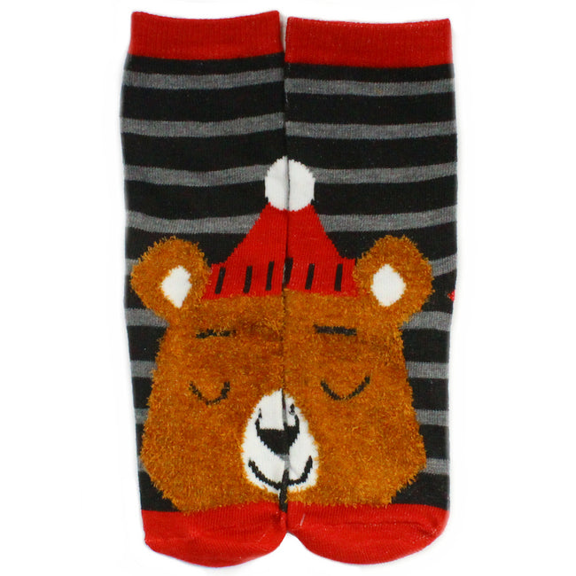 Kids DENSLEY & CO Boys Novelty Critter Socks