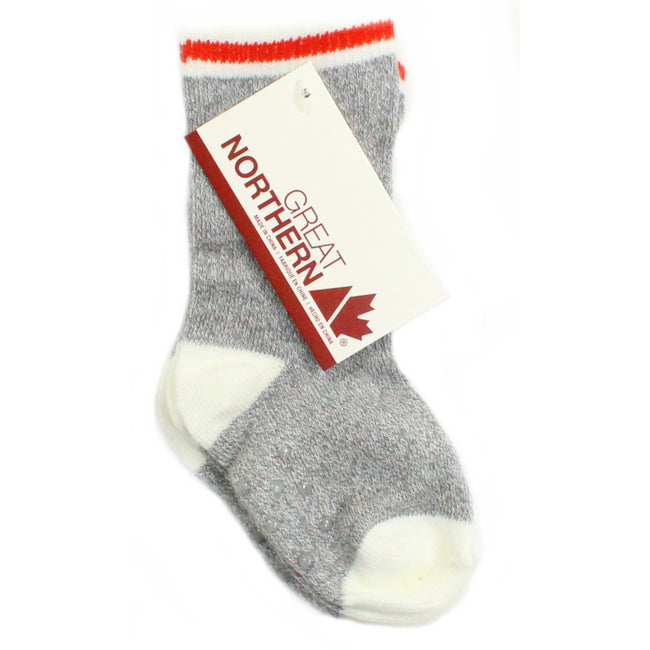 Great Northern Toddler Cabin Crew Socks Red
