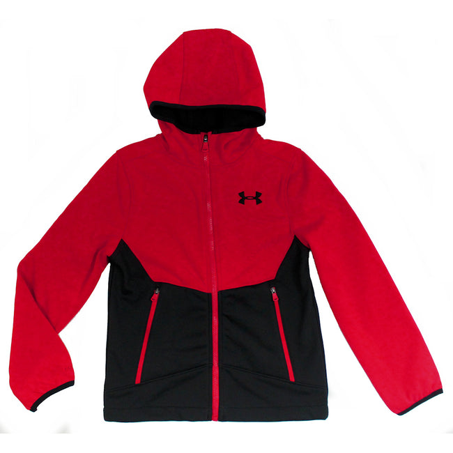 Under Armour Kids Youth Softshell Jacket with Storm and Coldgear Technology