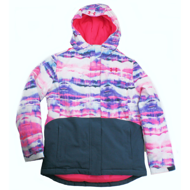 Under Armour Big Girl Treetop Winter Jacket