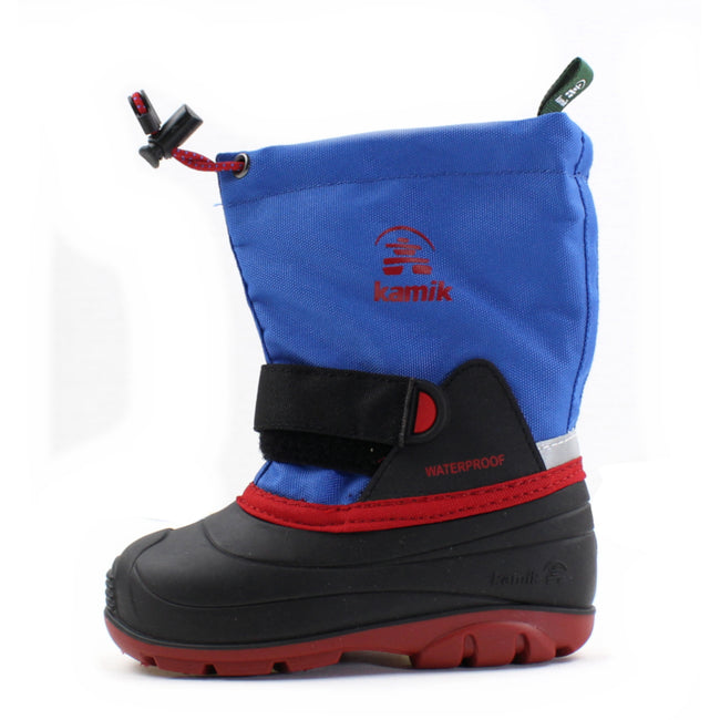 Kamik Kids Little Boy Waterbug Winter Snow Boot