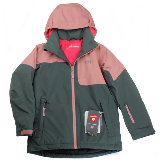 Helly Hansen Kids Girls Winter Snow Jacket