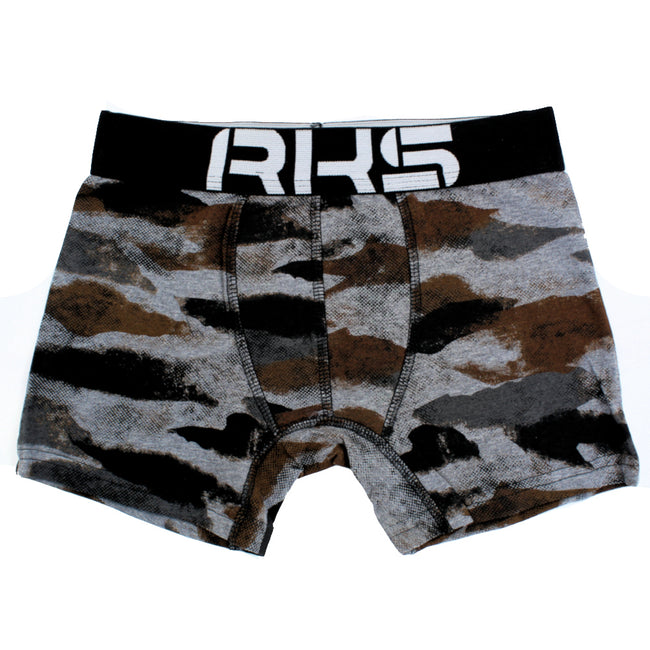 NASS Youth Boys Boxer - Camo