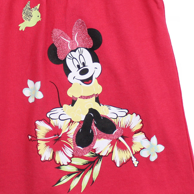 Disney Little Girl Minnie Mouse Top