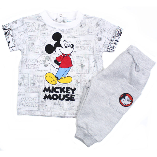 Disney Baby Boy Mickey Jogger Set