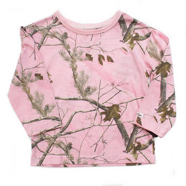 Little Girl's Long Sleeve Tee (3T)
