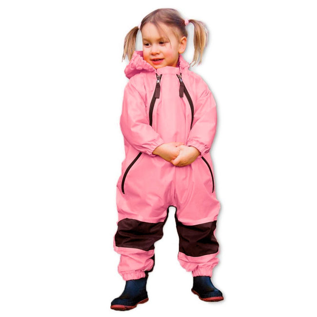 Muddy Buddy Pink Coverall