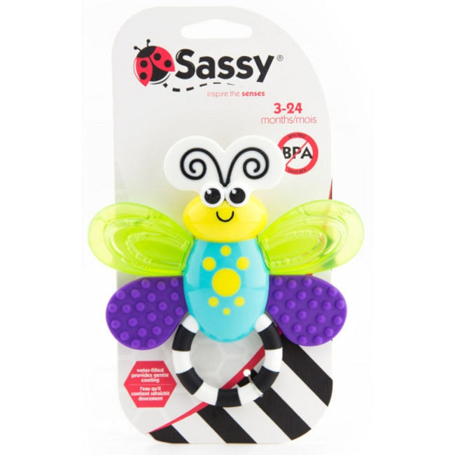SASSY Baby Flutterby Teether