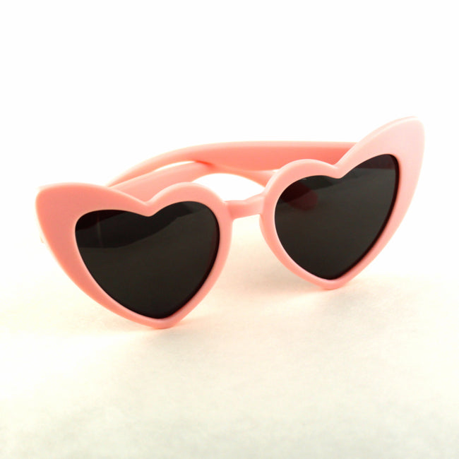 Silicone safety Polarized Sunglasses Pink