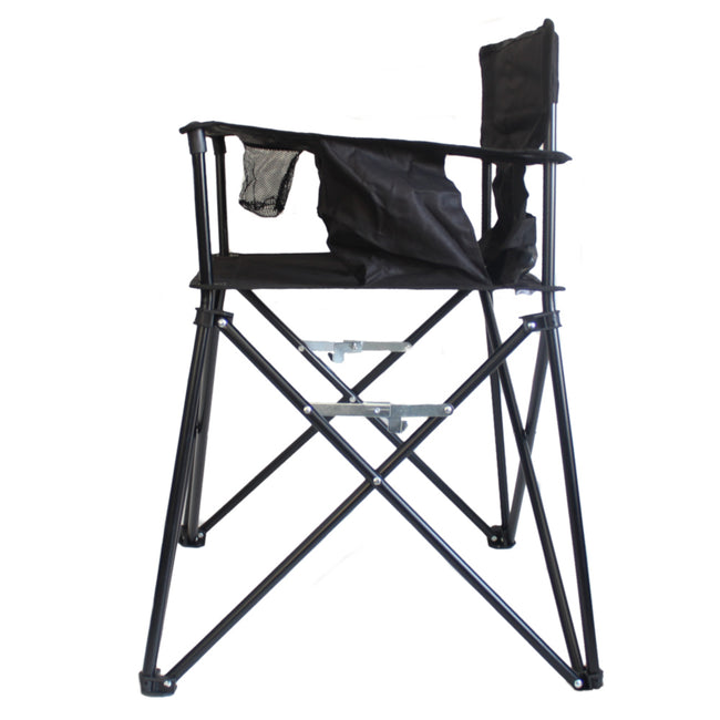 Baby Toddler Folding High Chair Side