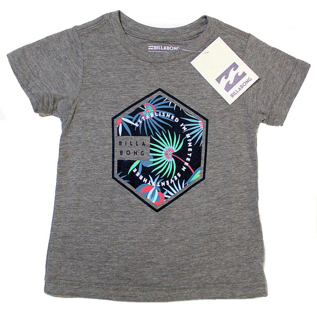 "BILLABONG Baby Boy ""Access"" Short Sleeve T-Shirt"