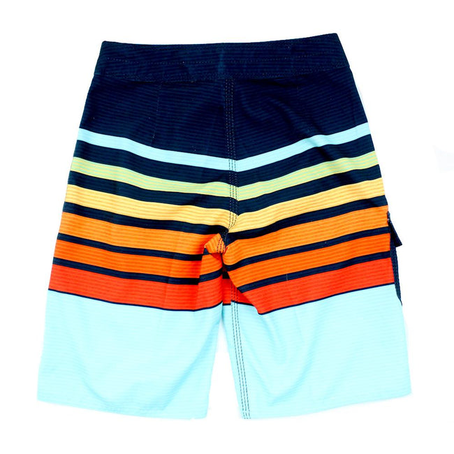 BILLABONG Big Boy All Day Boardshort Orange Stripe