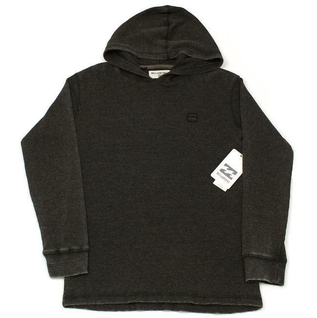 BILLABONG Big Boy Keystone Black Pullover Hoodie