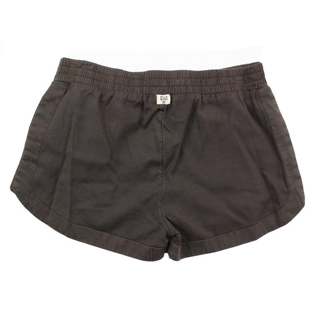 BILLABONG KIDS Big Girl Mad For You Black Shorts Back