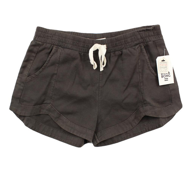 BILLABONG KIDS Big Girl Mad For You Black Shorts