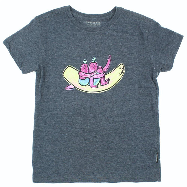 BILLABONG Little Girl Short Sleeve T-Shirt