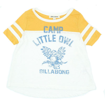 BILLABONG KIDS Little Girl Short Sleeve Tee