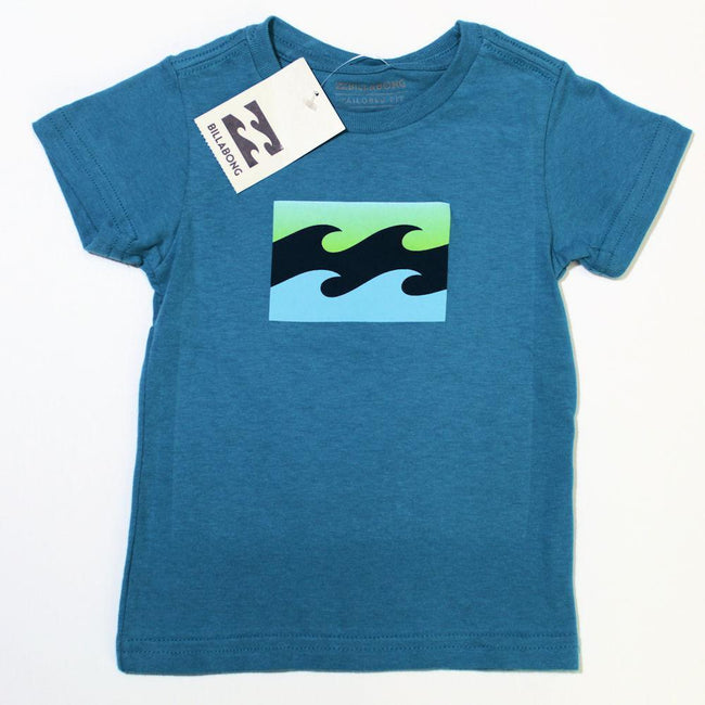 BILLABONG Wave Baby Boy Short Sleeve Tee