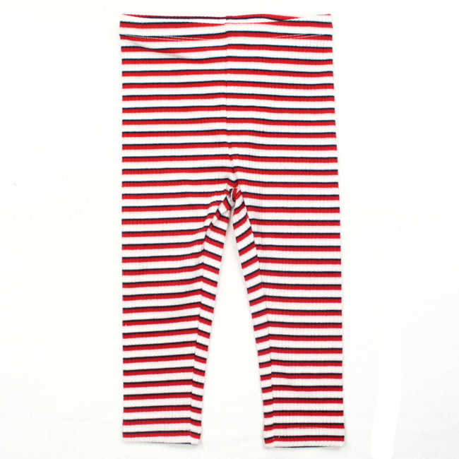 MID Baby Girl Red Tunic with Leggings Pants