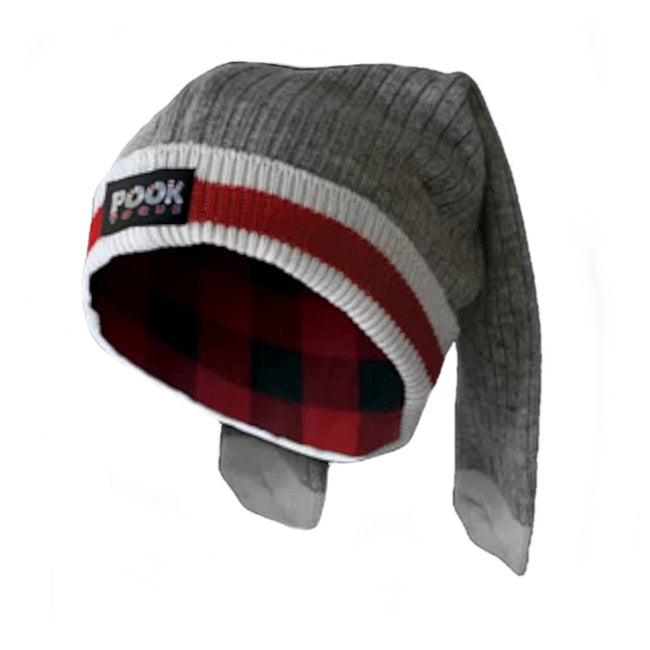Pook Sock Hat Toque Red