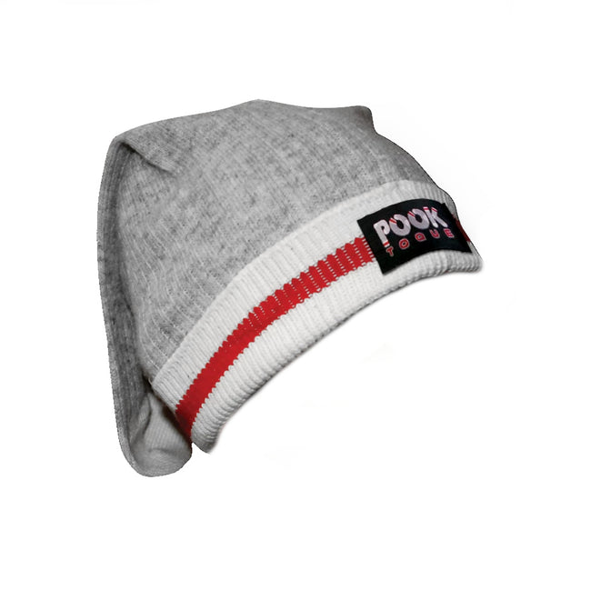 Pook Toque Infant Sock Hat Red