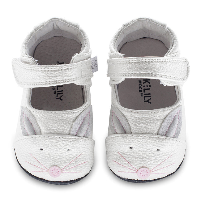 "JACK & LILY  Baby Girl Shoes ""Sara"""