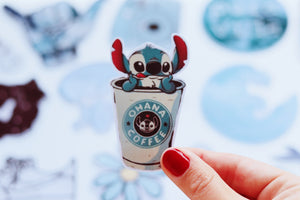 Stitch coffee